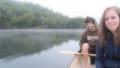 Morning Canoe, Mont Tremblant