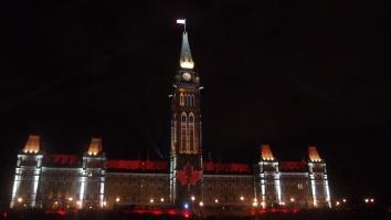 Light Show, Ottawa