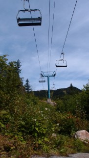 Chairlift, Mont Tremblant