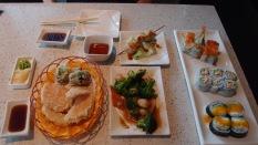 August 8 Sushi, Hamilton