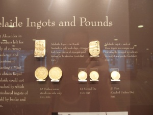 Ingots and Pounds
