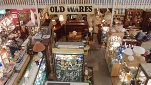 Huge antique store at Blackheath